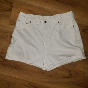 Levi's 561 Loose Fit Shorts size 16